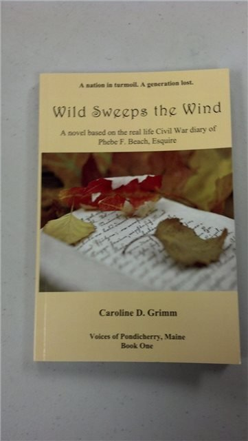 "Caroline D. Grimm ""Wild Sweeps the Wind"""