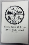 "Bridgton Historical Society ""Ninety Years of Living"""