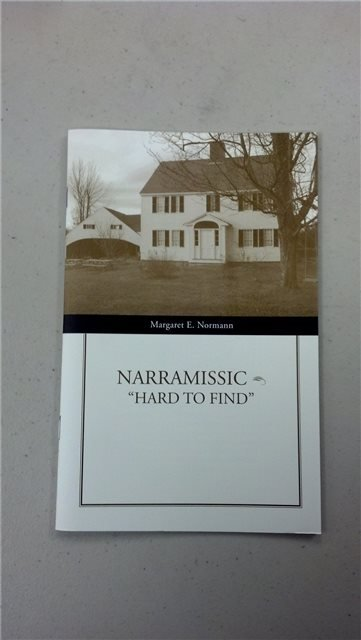 "Margaret E Normann ""Narramissic - 'Hard to Find"""